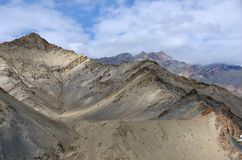 Landscape in Lamayuru in Ladakh, India Stock Image