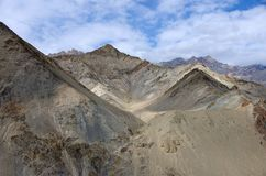 Landscape in Lamayuru in Ladakh, India Stock Photo