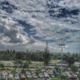 Cloudy Day Stock Photos