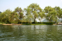 The landscape in  land of idyllic beauty of guilin scenic area Stock Photo