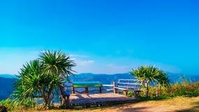 Landscape  Laos border in NaHaeo. Loei Thailand Stock Images
