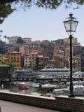 Landscape of Lerici - Italy Stock Photo