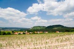 Landscape Leuchtenburg Royalty Free Stock Photos