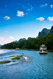 Landscape of li jiang Stock Photo