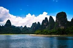 Landscape of li jiang Stock Photos