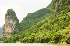 Landscape from li river Royalty Free Stock Photos