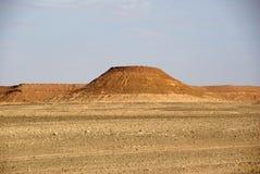 Landscape in Libya Royalty Free Stock Photos