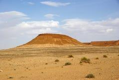 Landscape in Libya Stock Photo