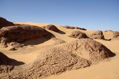 Landscape in Libya Royalty Free Stock Photography