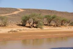 Landscape in Libya Stock Photos