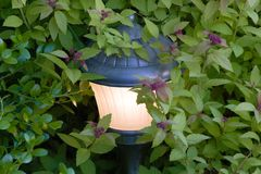 Landscape Lighting Royalty Free Stock Photography