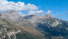 Ligurian Alps, Italy Stock Photography