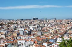 Landscape Lisbon Stock Photography
