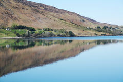 Loch Broom coasline, Scotland, UK Royalty Free Stock Photos