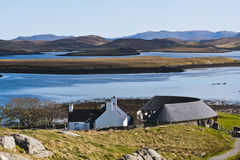Landscape,Loch Ceann Huabhig Royalty Free Stock Photo