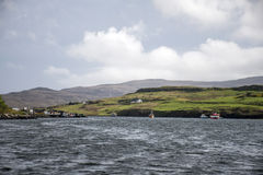 Landscape Loch Dunvegan Isle of Skye Scotland Great Britain 3 Royalty Free Stock Photography