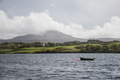 Landscape Loch Dunvegan Isle of Skye Scotland Great Britain 2 Royalty Free Stock Images