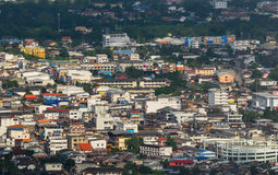 Landscape loei city Stock Image