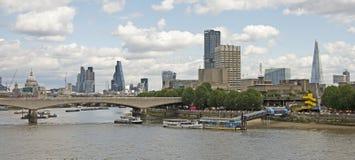 Landscape of London Royalty Free Stock Photos