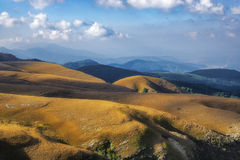 Landscape Long Tom pass South Africa Stock Photos