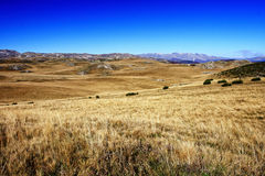 Landscape of Macedonia Royalty Free Stock Photos