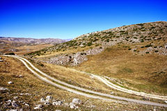 Landscape of Macedonia Royalty Free Stock Photography