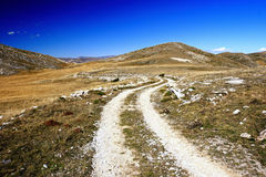 Landscape of Macedonia Stock Photography