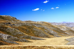 Landscape of Macedonia Stock Image