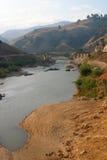 Landscape of Madagascar stock photo