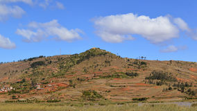 Landscape of Madagascar Stock Photography