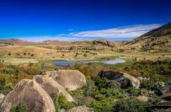 Landscape of Madagascar Royalty Free Stock Photo