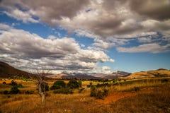 Landscape of Madagascar Royalty Free Stock Photography