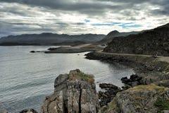 Landscape of Mageroya Island, Norway Stock Photos