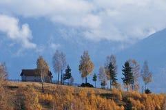 Landscape in Magura, Brasov Stock Photos