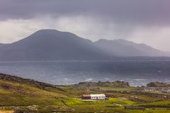 Landscape. Malin Head. Inishowen. County Donegal. Ireland Royalty Free Stock Images
