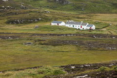 The landscape of Malin Head in Ireland. Landscape of Malin Head in Ireland Stock Image