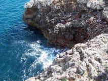 Landscape Mallorca. Landscape Europe Mallorca in Summer Stock Images