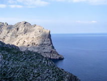 Landscape Mallorca. Landscape Europe Mallorca in Summer Royalty Free Stock Photos