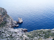 Landscape Mallorca. Landscape Europe Mallorca in Summer Royalty Free Stock Photography
