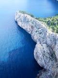Landscape Mallorca Stock Image