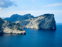 Landscape Mallorca. Landscape Europe Mallorca in Summer Stock Photography