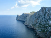 Landscape Mallorca Royalty Free Stock Photos