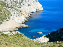 Landscape Mallorca Royalty Free Stock Photo