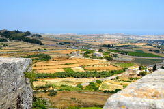 Landscape in Malta Royalty Free Stock Images