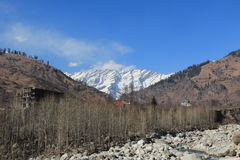 Landscape In Manali. Stock Photos