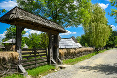 Landscape from Maramures Stock Images