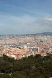 Landscape marseilles Royalty Free Stock Photography