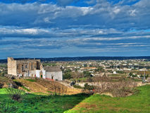 Landscape of Martina Franca. Apulia. Royalty Free Stock Photography