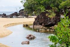 Landscape of Masoala National Park, Madagascar Stock Image