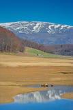 Landscape from Mavrovo region Royalty Free Stock Photos